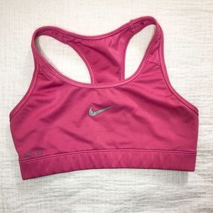 ☁️Pink Nike Sports Bra☁️